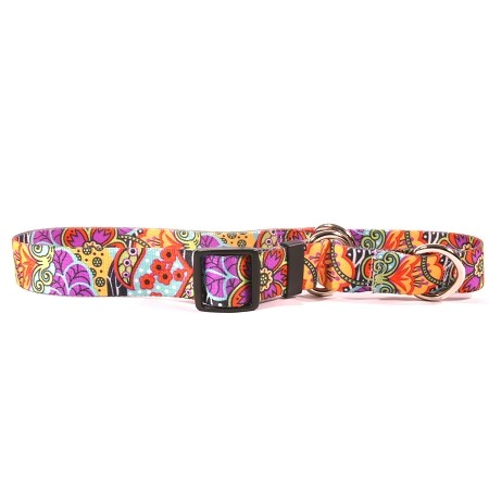 Amazon Floral Martingale Collar