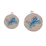 Detroit Lions Engraved Pet ID Tag