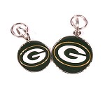 Green Bay Packers Engraved Pet ID Tag