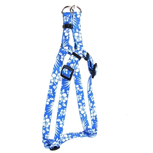 Aloha Blue Step-In Harness