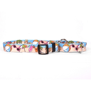 Beach Party Martingale Collar