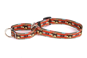 Bear Lodge Martingale Collar