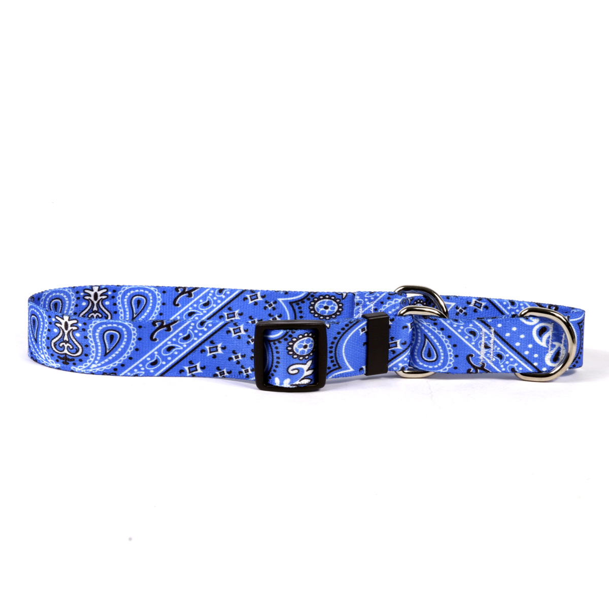 Bandana Blue Martingale Collar
