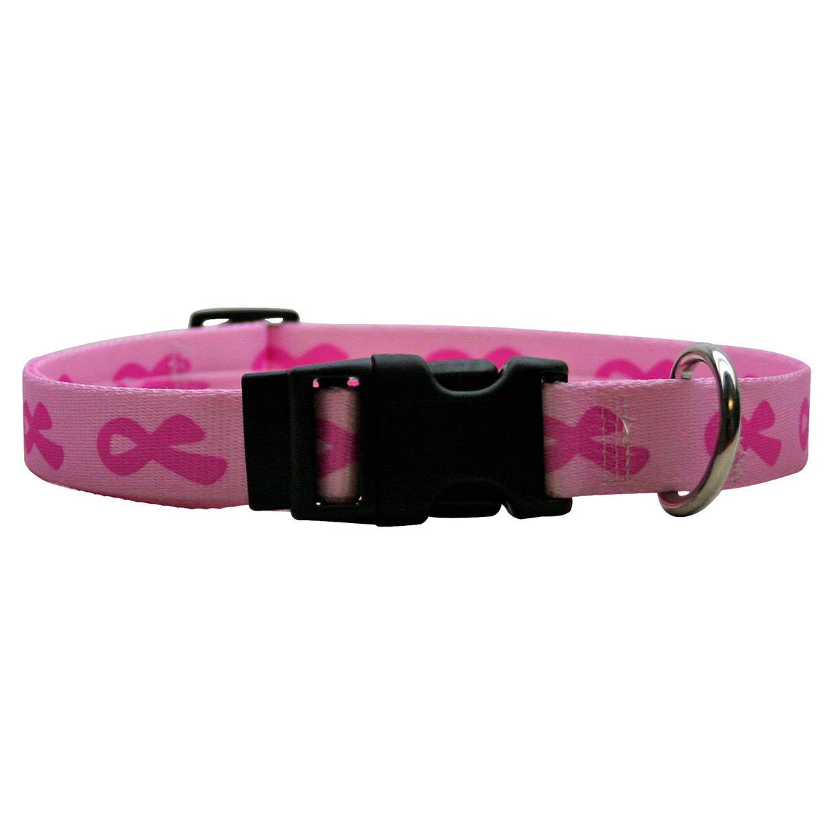 Breast Cancer Pink Standard Collar