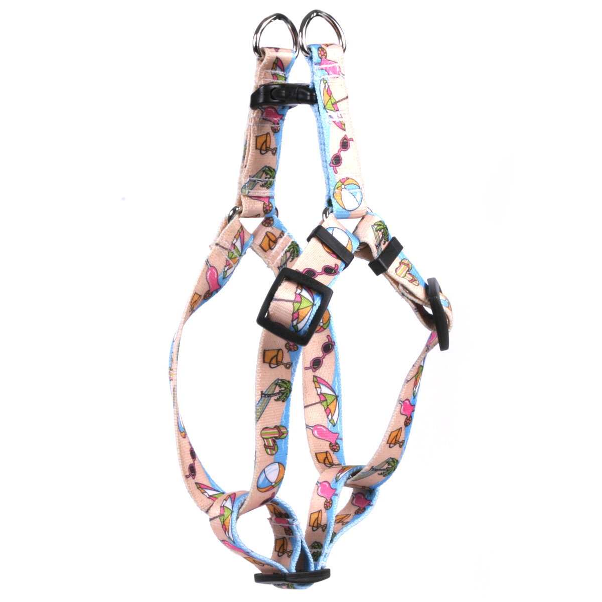 Beach Party Step-In Harness