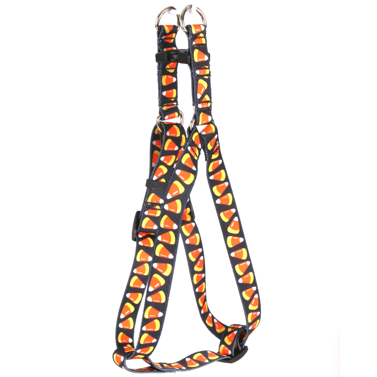Candy Corn Step-In Harness