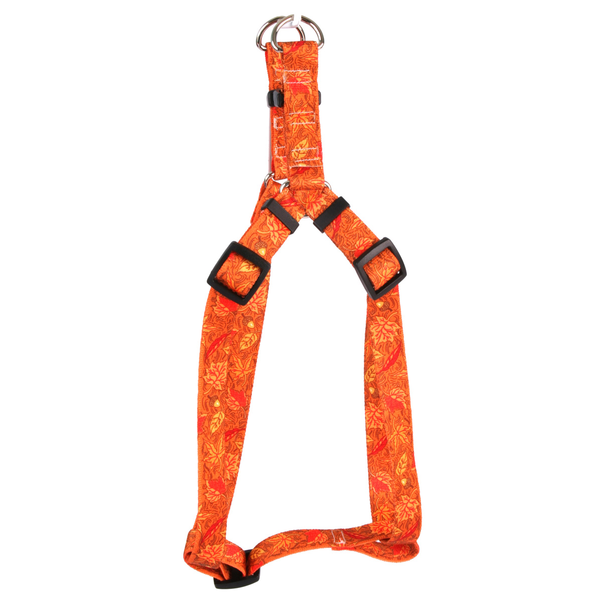 Fall Leaves Step-In Harness