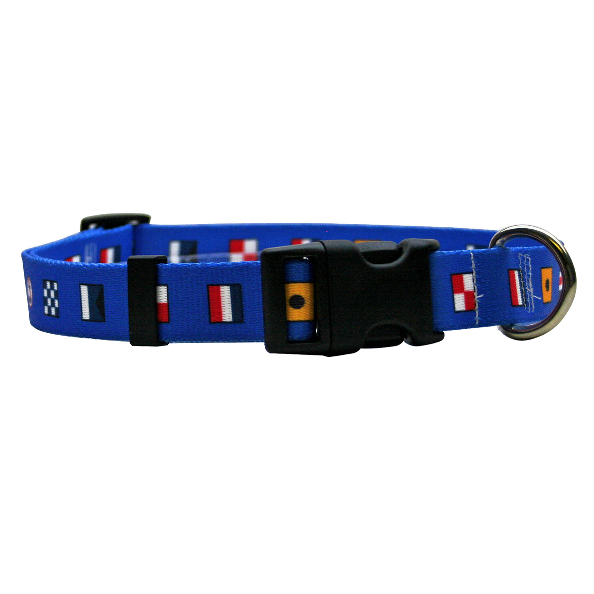 Nautical Dog Standard Collar