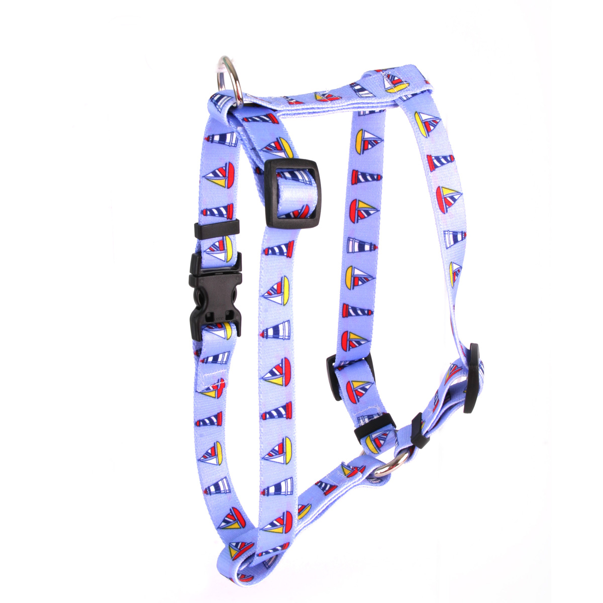 Sailboats and Lighthouses Roman H Harness
