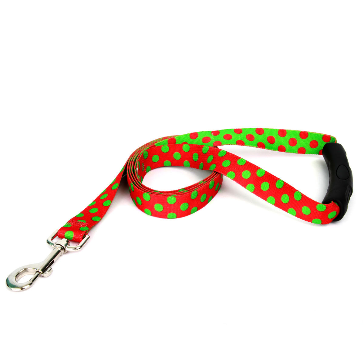 Christmas Polka Dot EZ-Lead