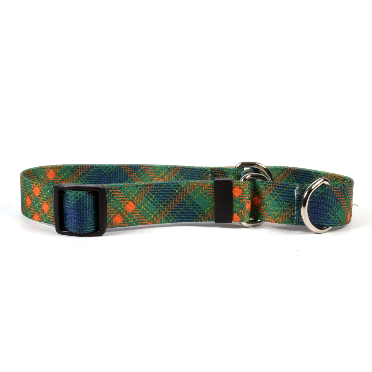 Green Kilt Martingale Collar