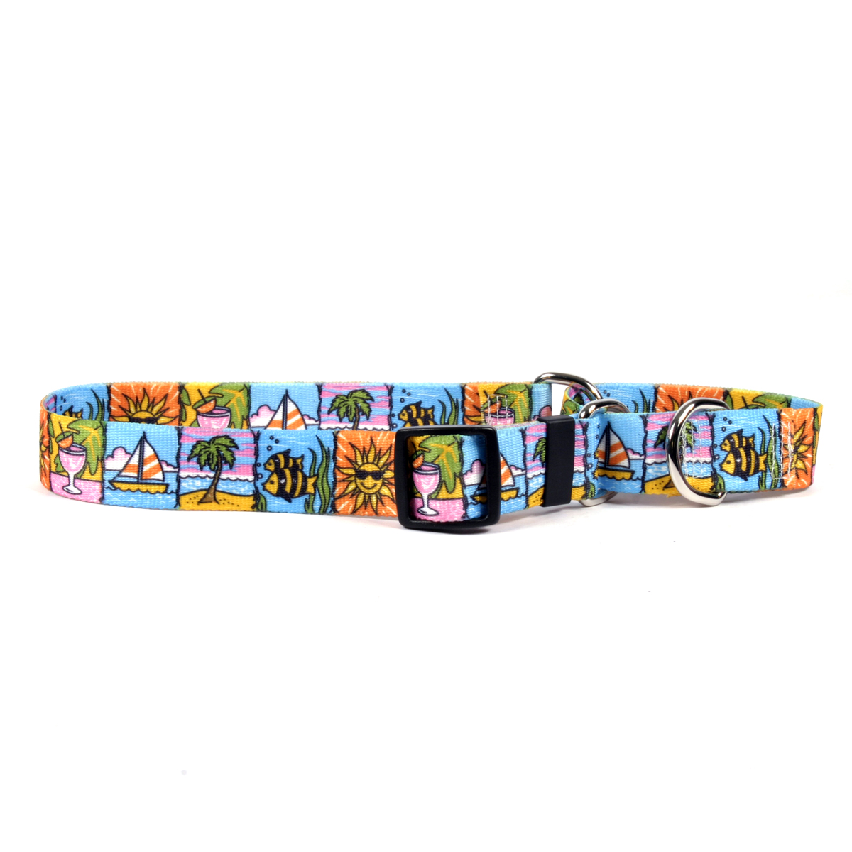 Seaside Martingale Collar