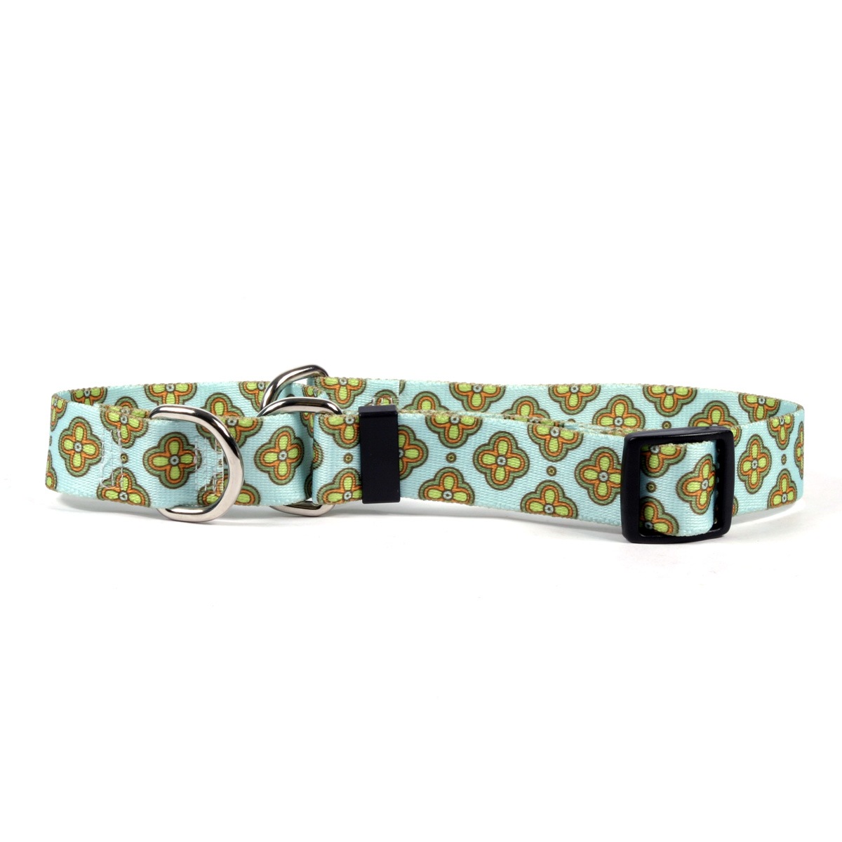 Cleo Blue Martingale Collar