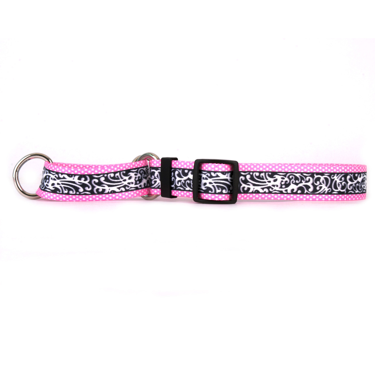 Chantilly Pink Martingale Collar