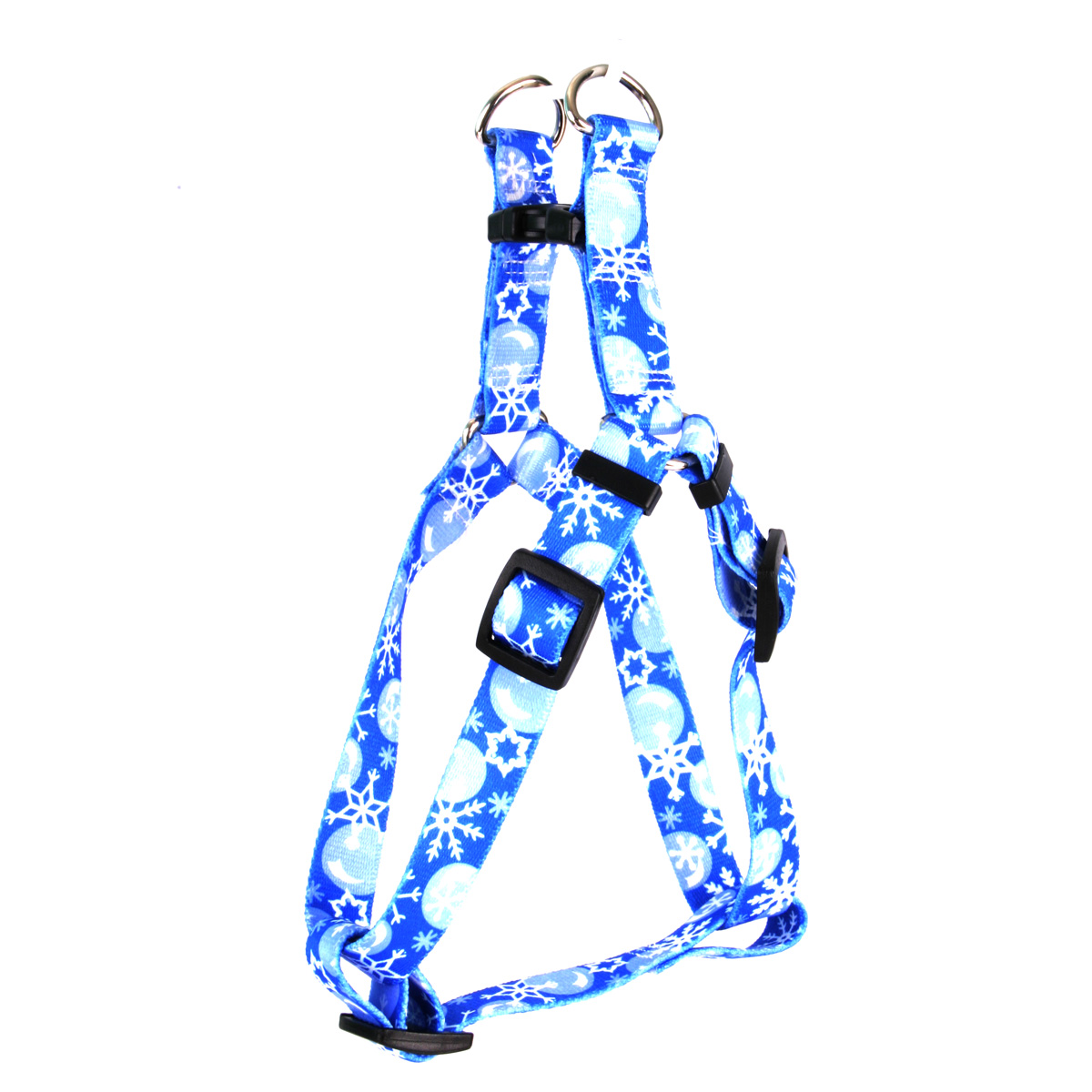 Winter Wonderland Step-In Harness