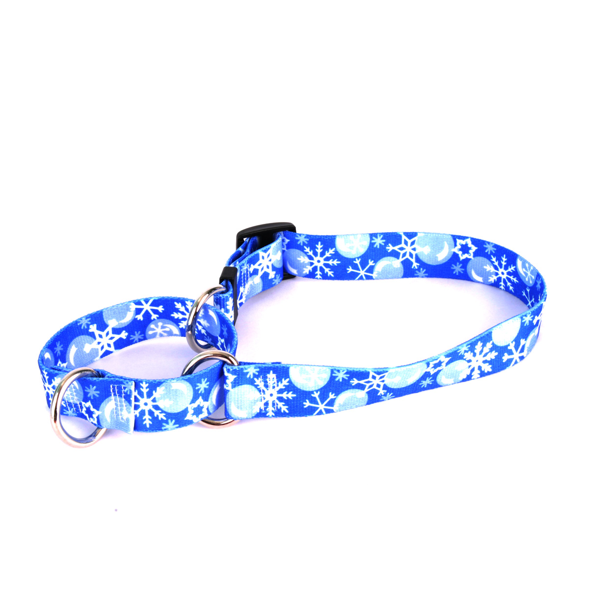 Winter Wonderland Martingale Collar