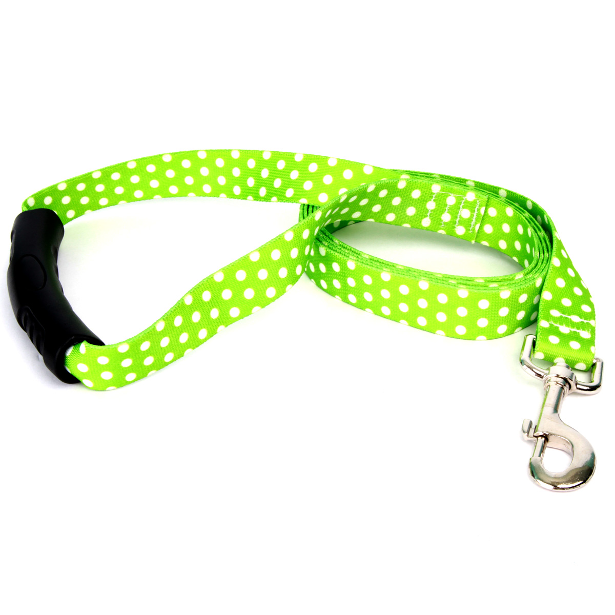 Green Polka Dot EZ-Lead