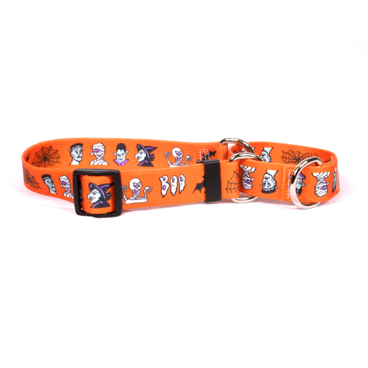 Boo Martingale Collar