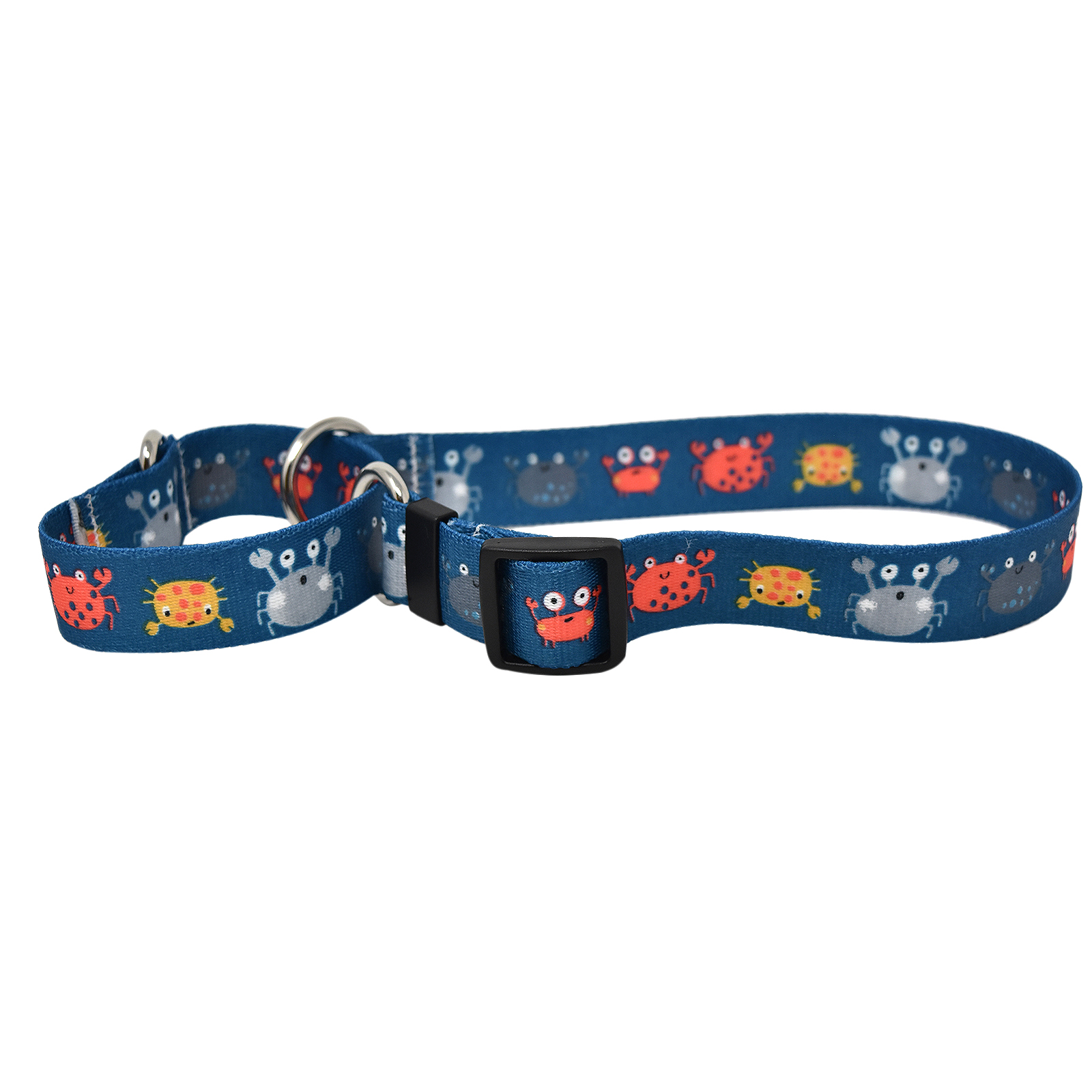 Crustacean Crew Martingale Collar