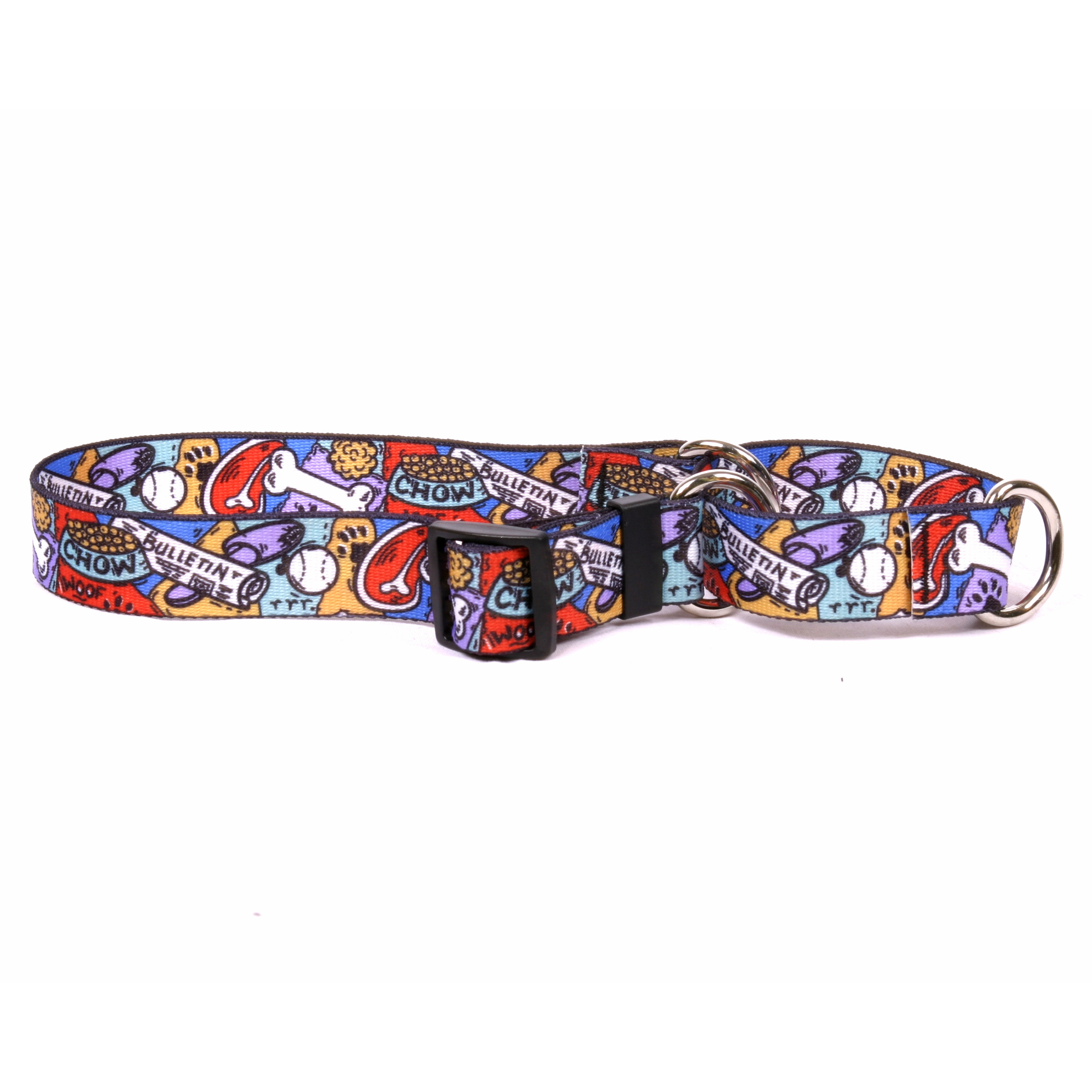 Doggie Delights Martingale Collar