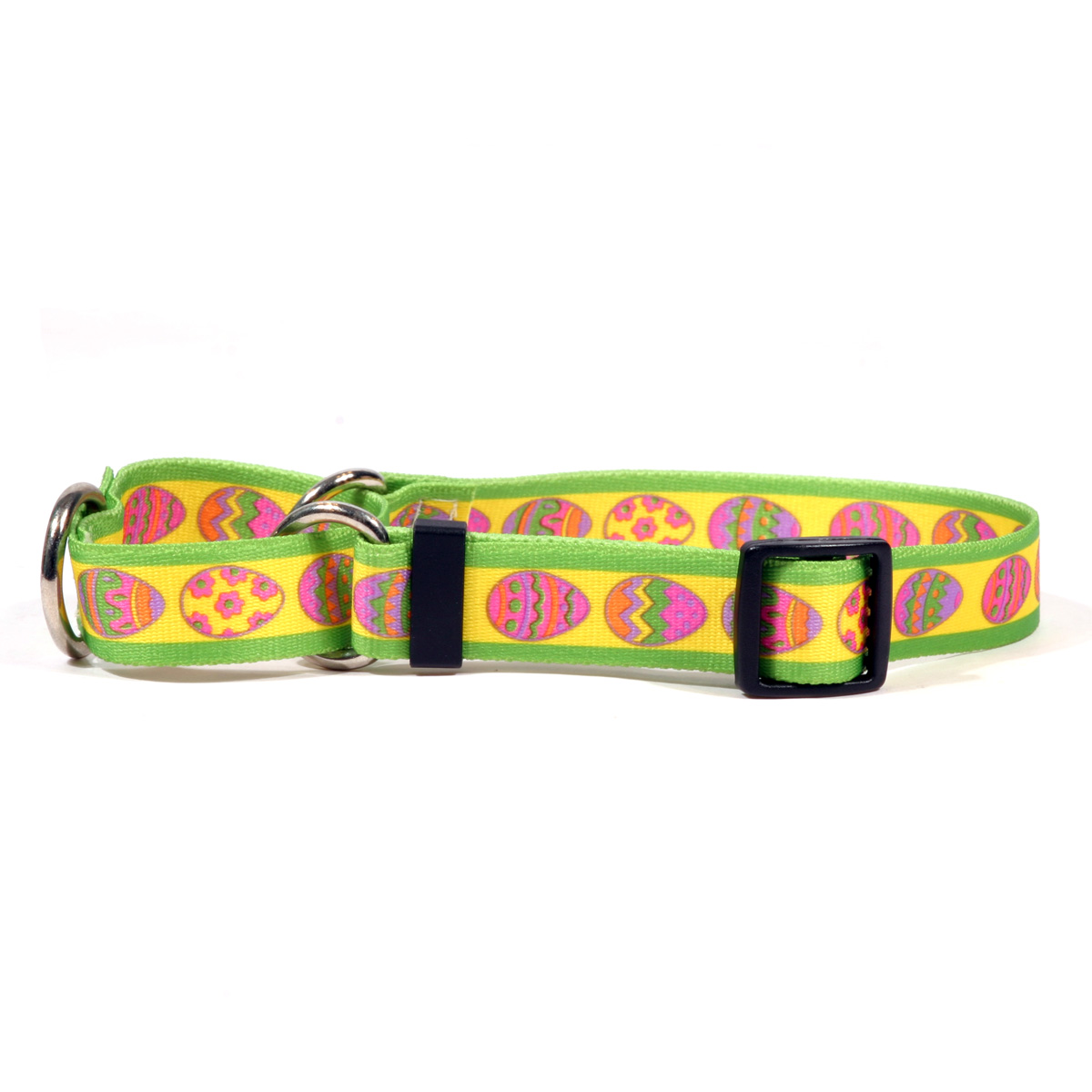 Easter Eggs Martingale Collar