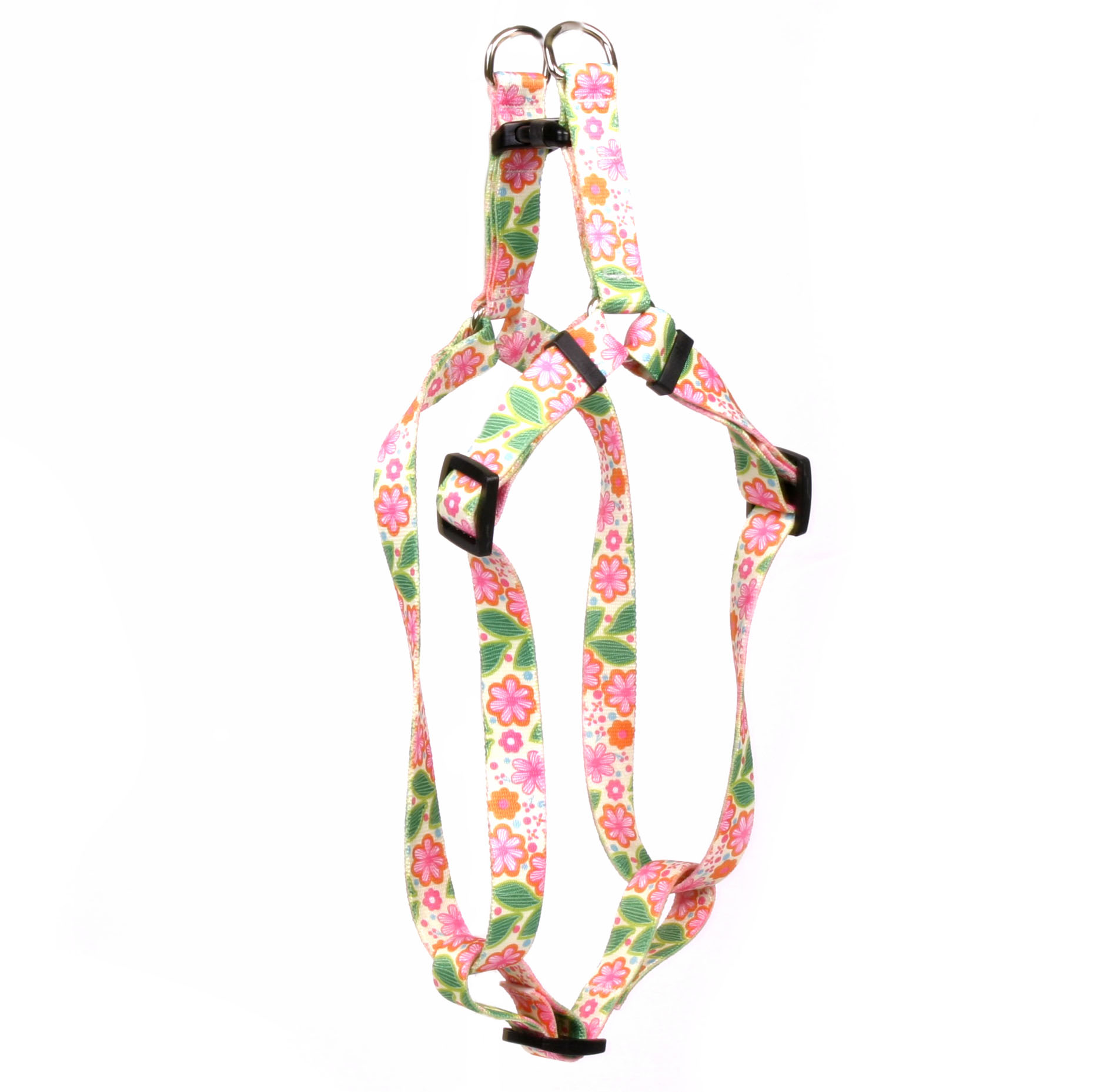 Flower Patch Step-In Harness