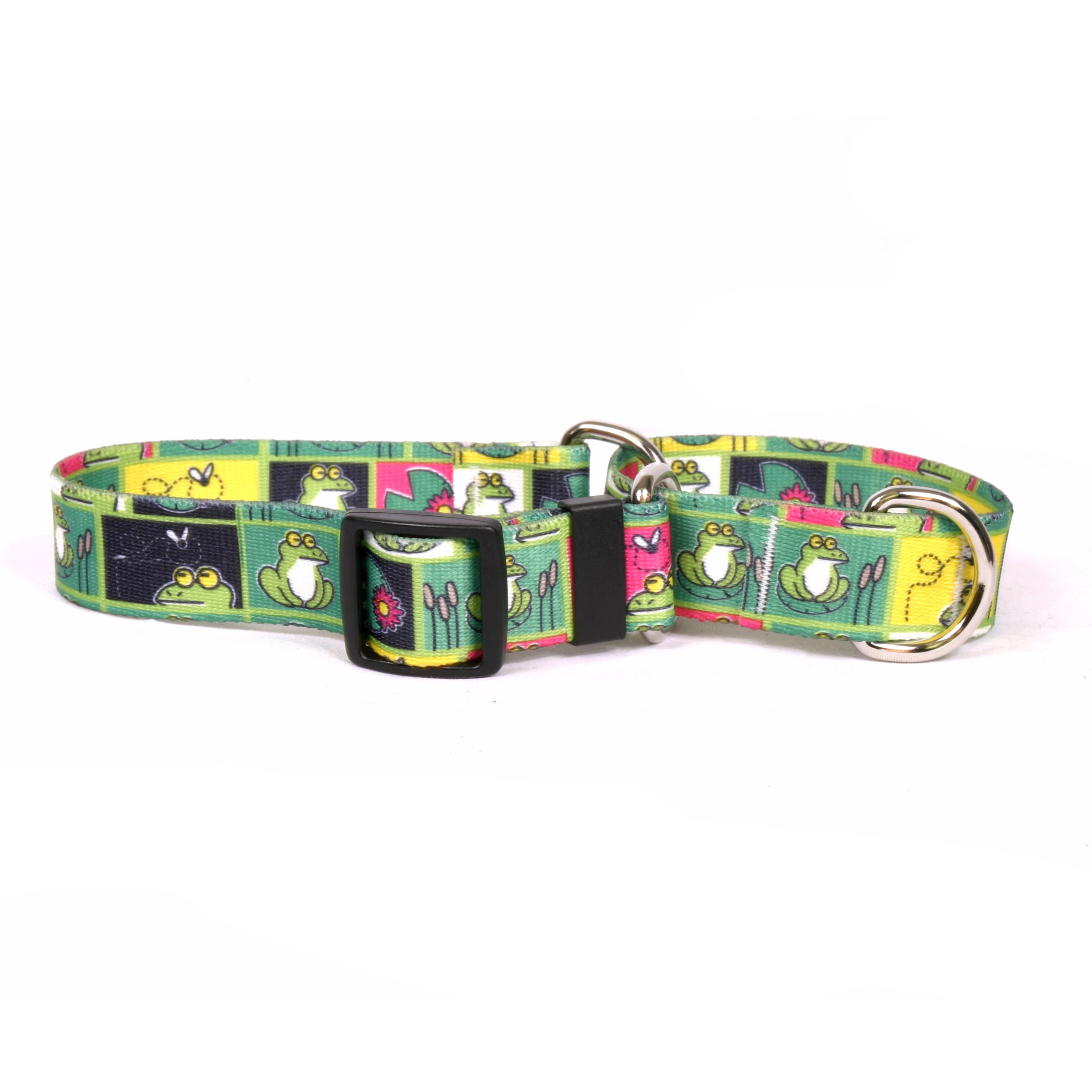 Frogs Martingale Collar