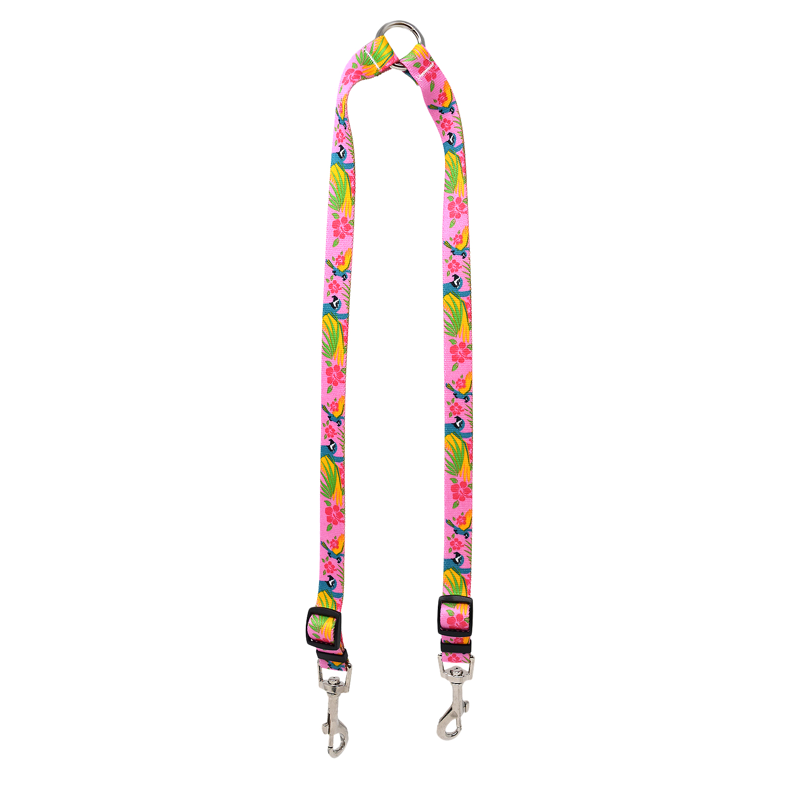 Macaw Pink  Coupler Lead