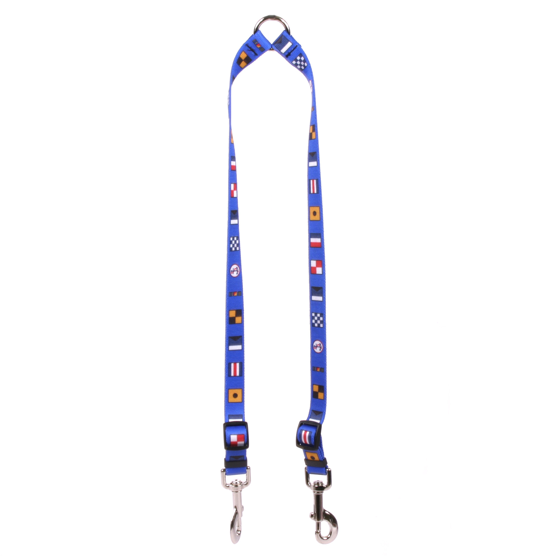 Nautical Dog Coupler Lead