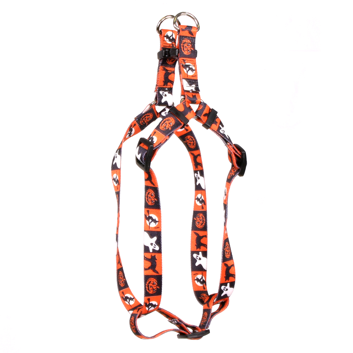 Pumpkin Patch Step-In Harness