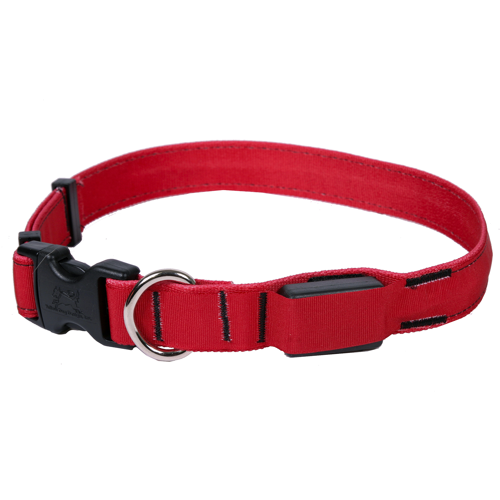 Solid Red ORION LED Dog Collar