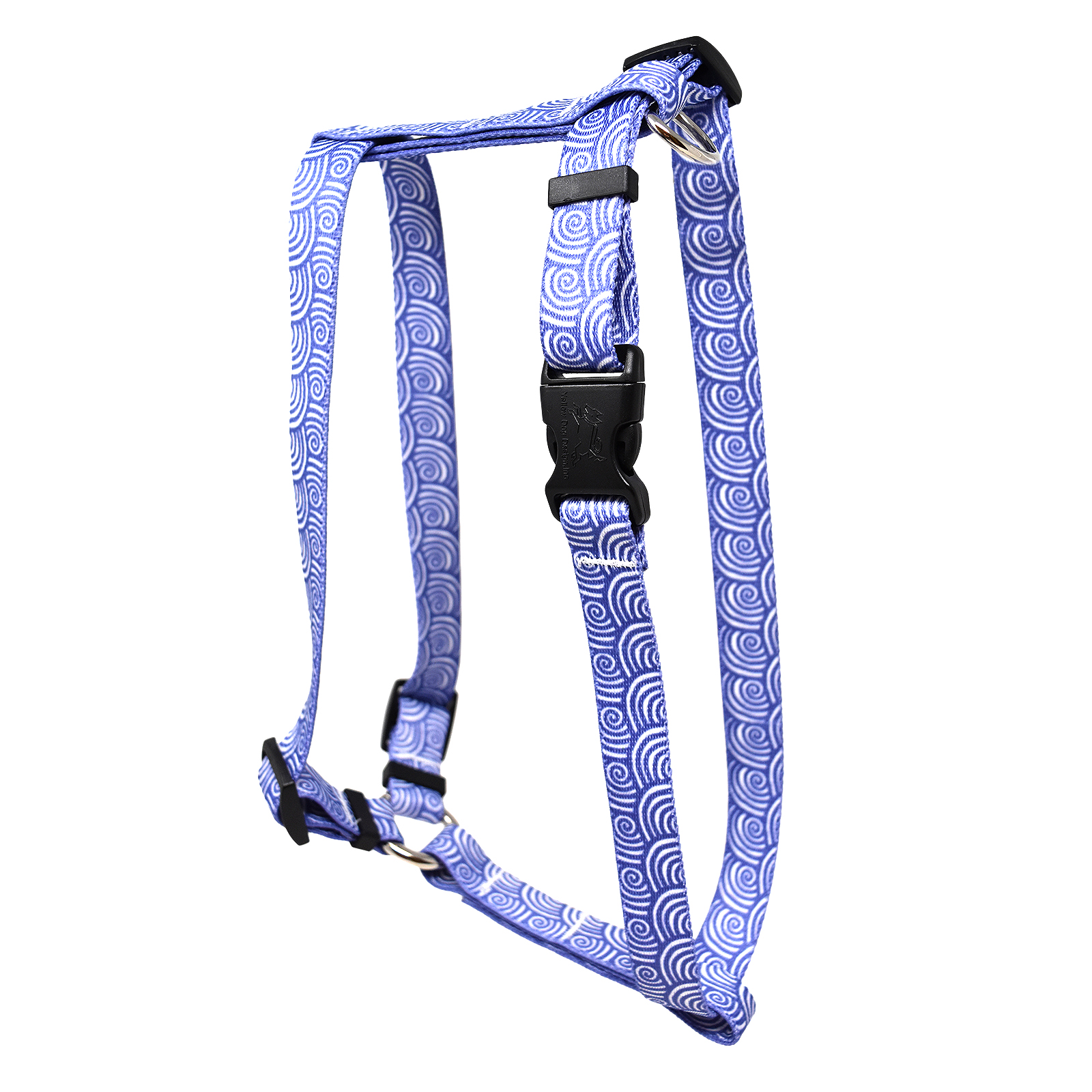 Surf Purple Roman H Harness