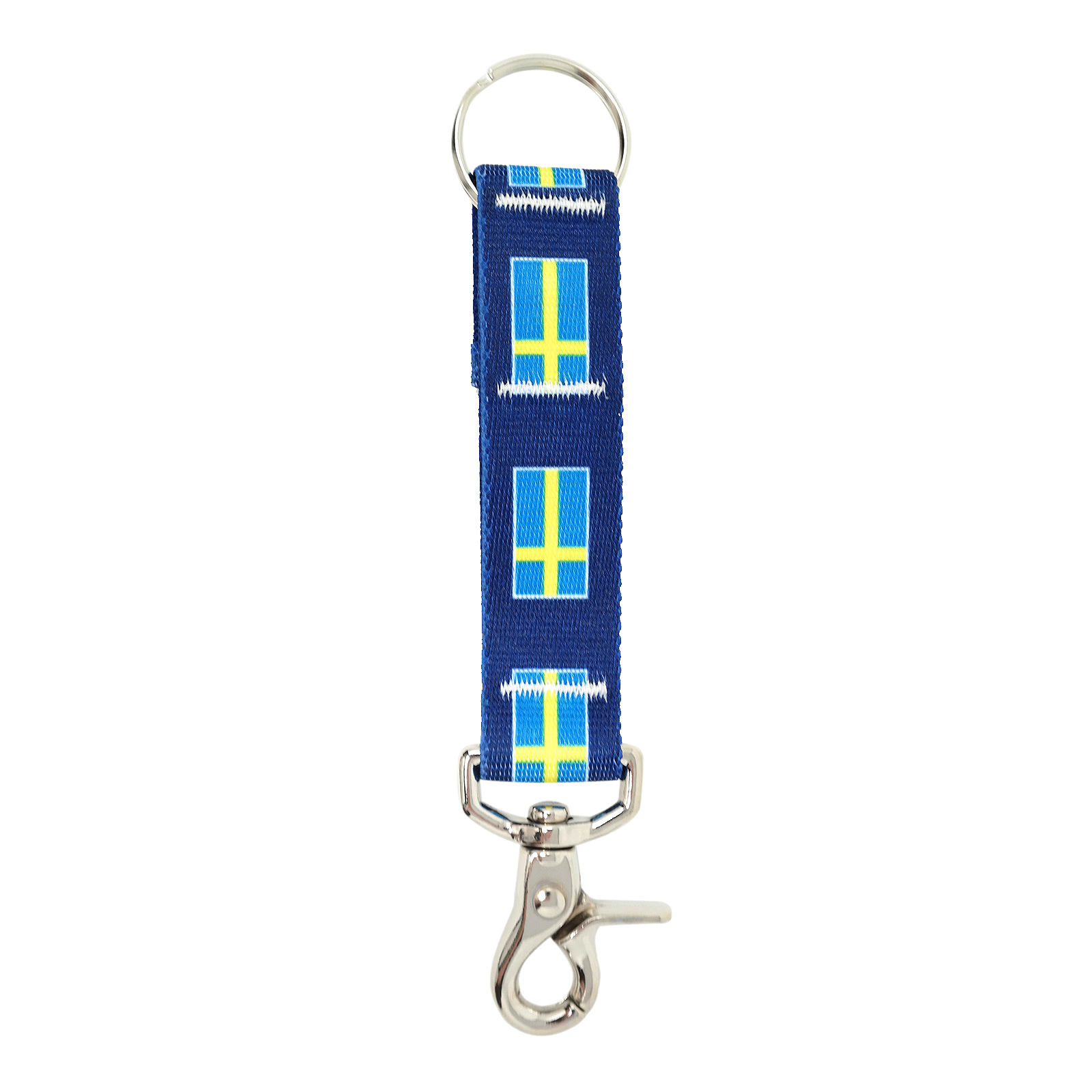 Swedish Flag  keychain