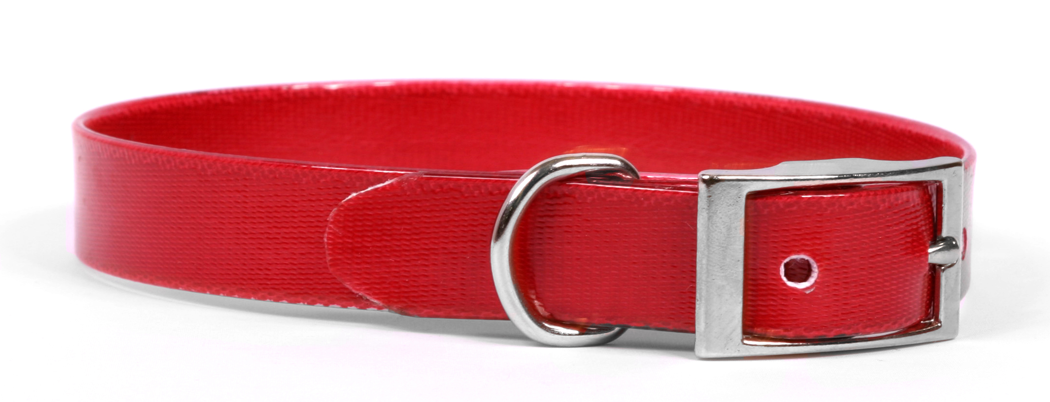 Solid Red Elements Collar