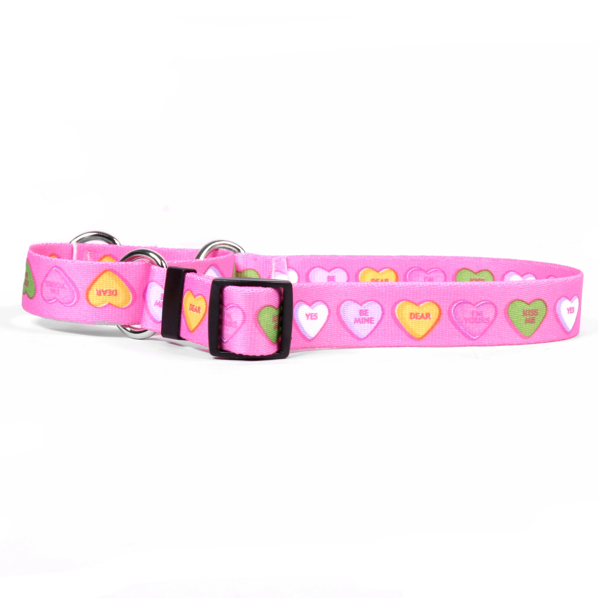Sweethearts Martingale Collar