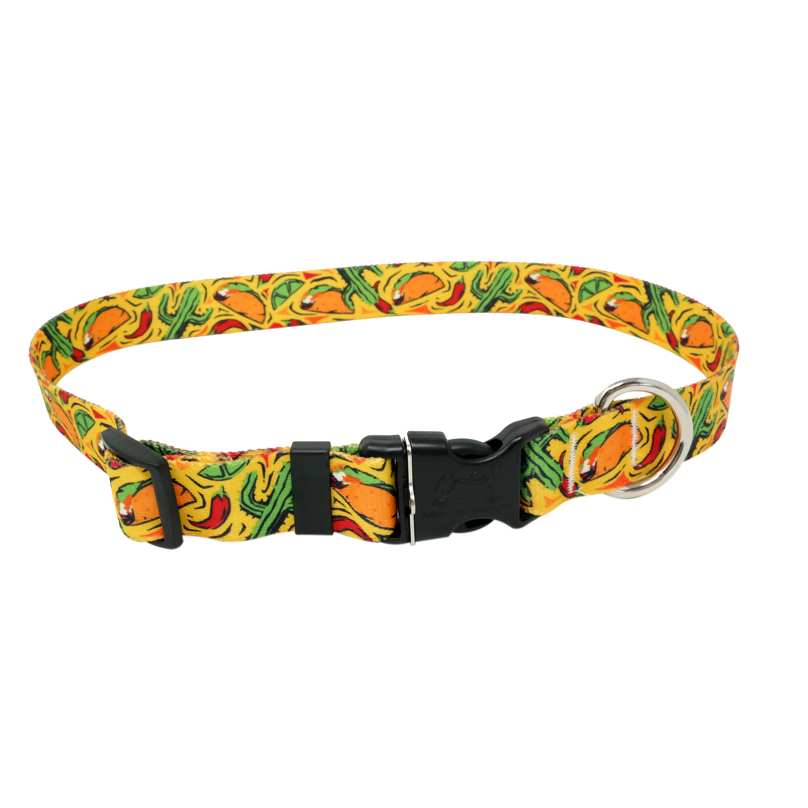 Taco Fiesta Yellow  Standard Collar