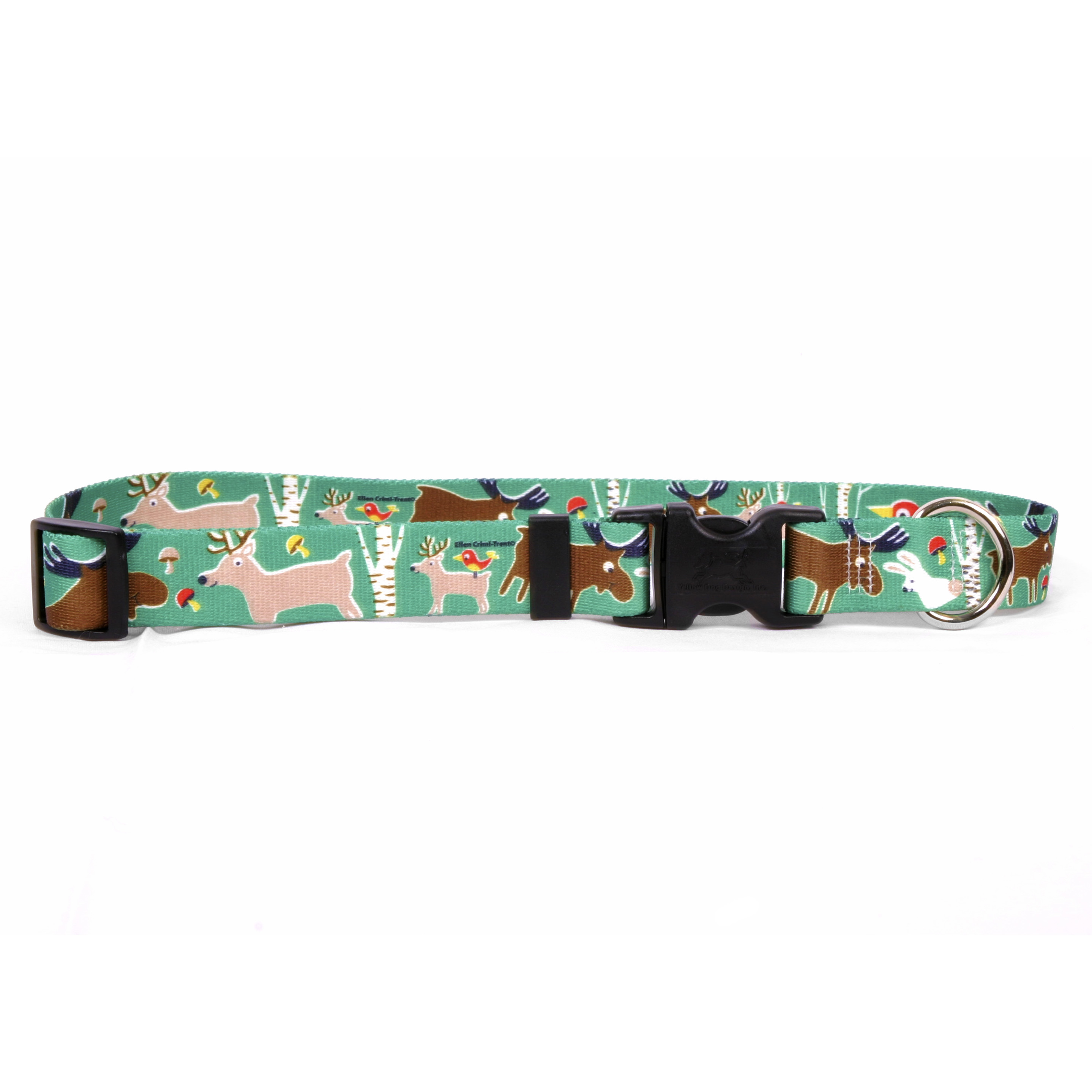 Woodland Friends Standard Collar