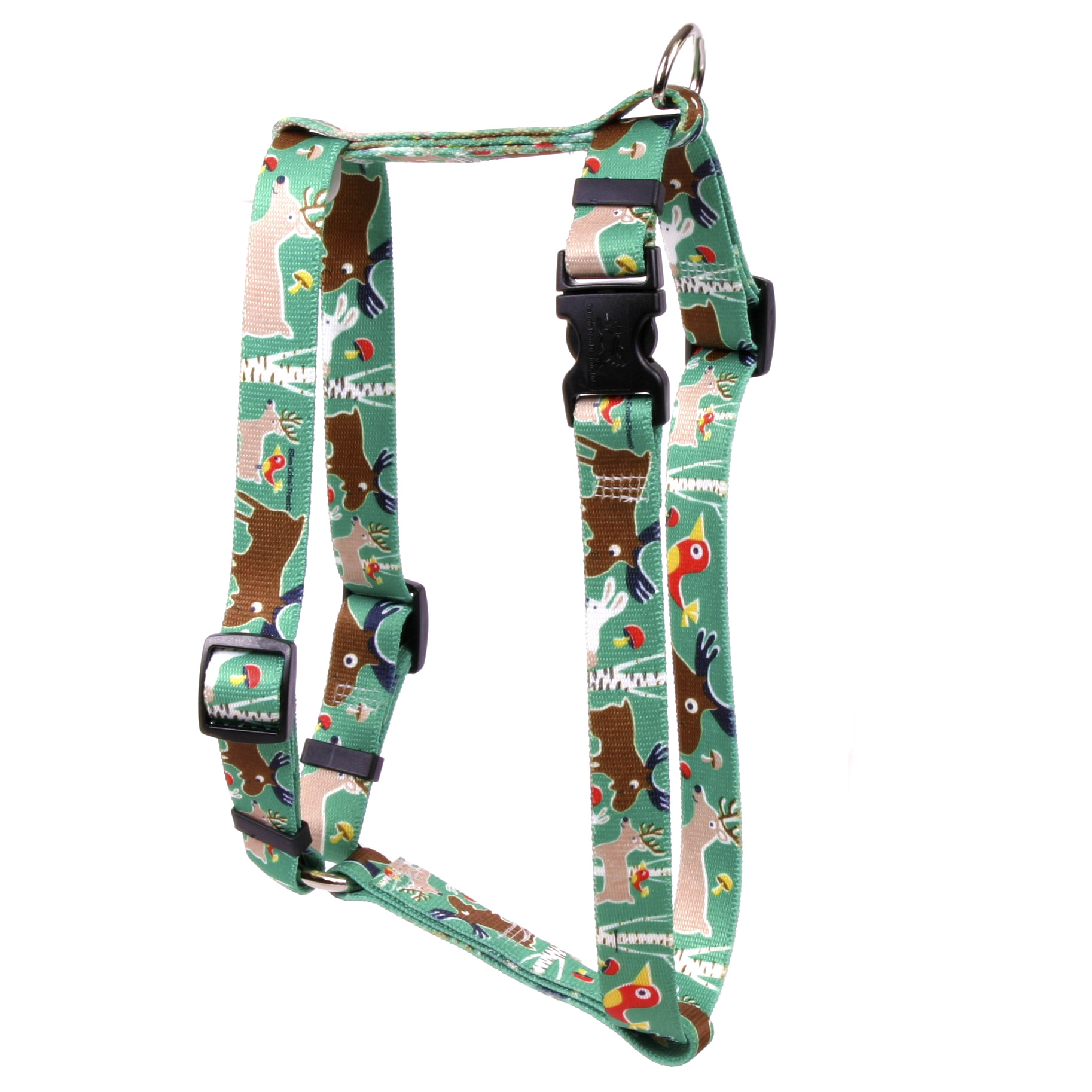 Woodland Friends Roman H Harness