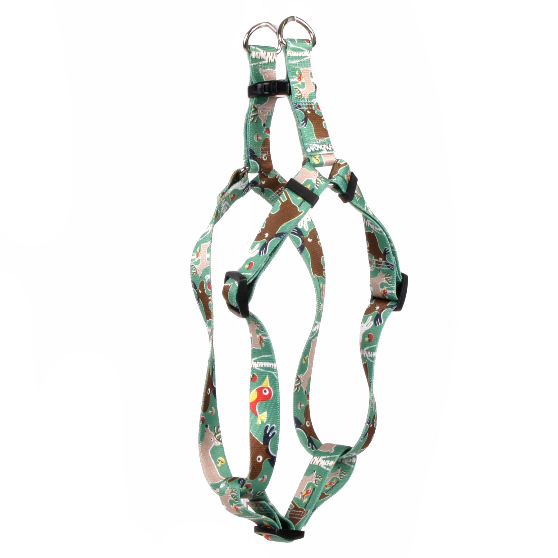 Woodland Friends Step-In Harness