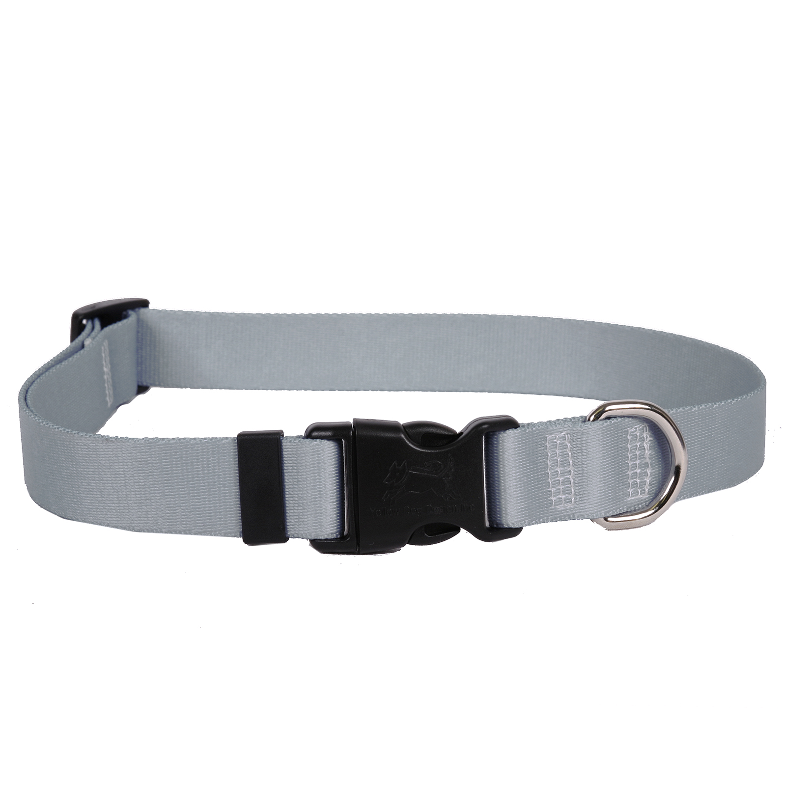 Gray Simple Solid Standard Collar