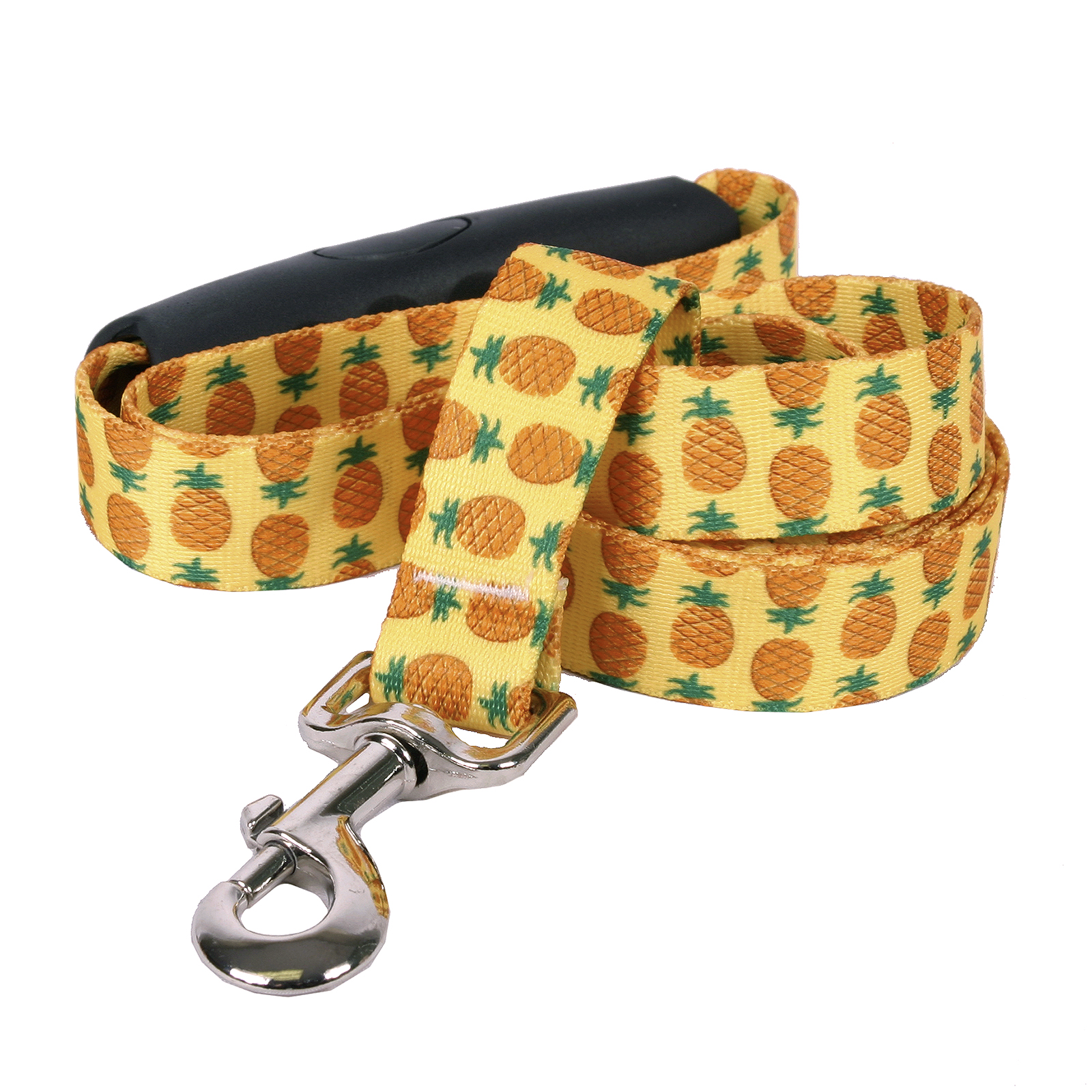 Pineapples Yellow EZ-Lead
