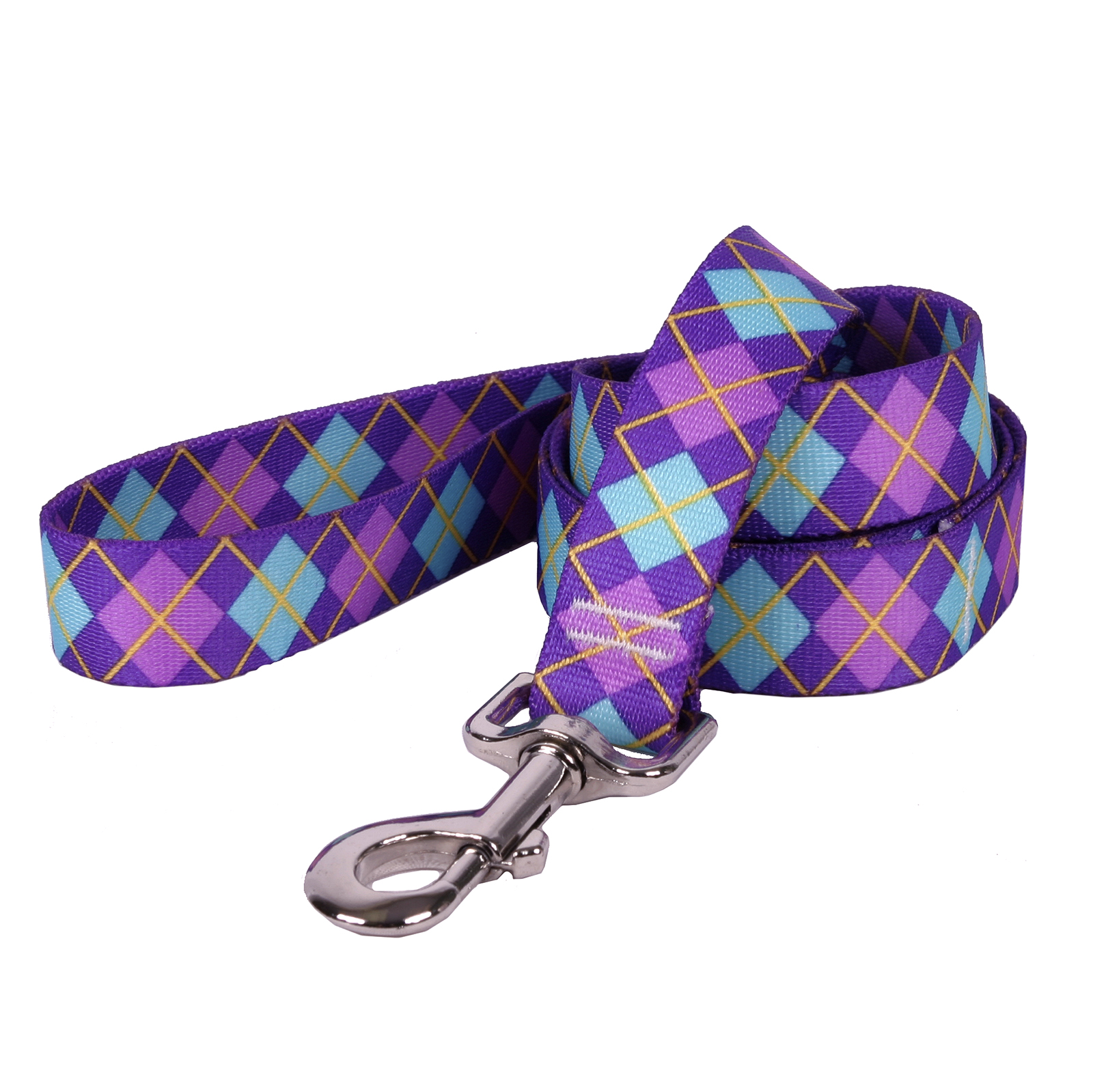 Argyle Purple Lead