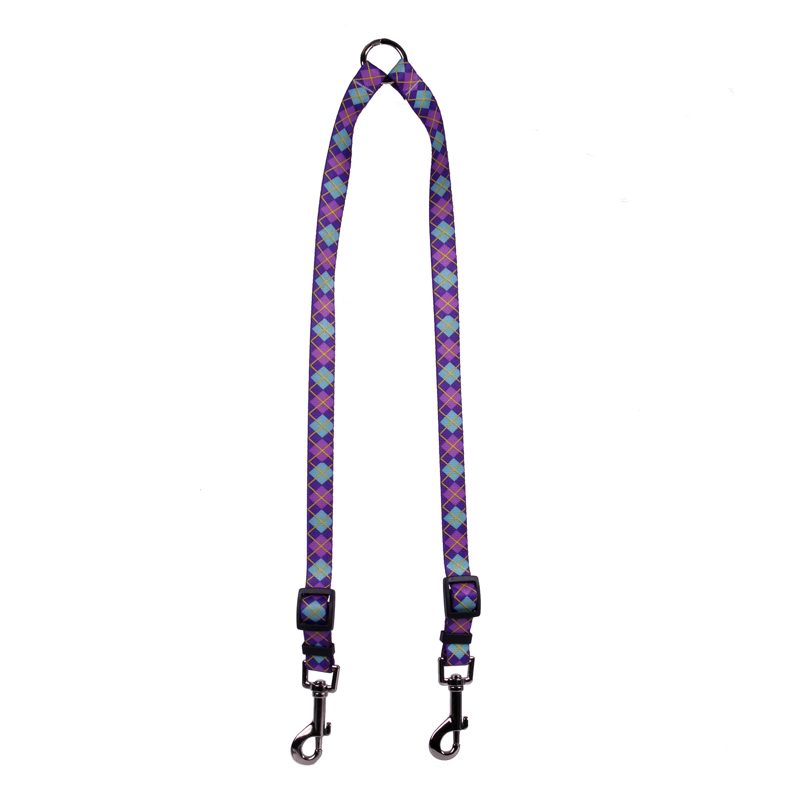 Argyle Purple Coupler Lead