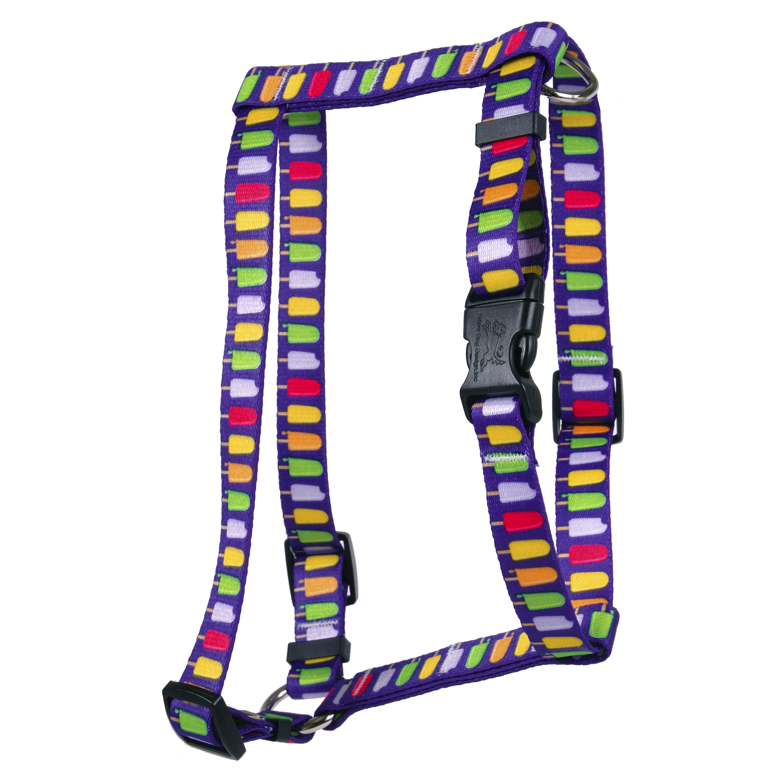 Popsicles Roman H Harness
