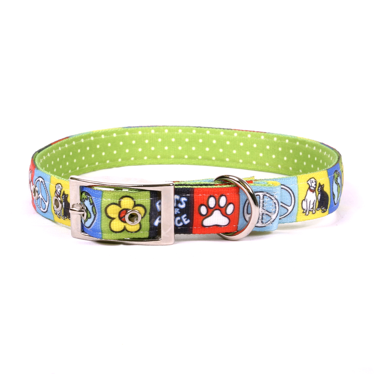Pets for Peace Uptown Collar